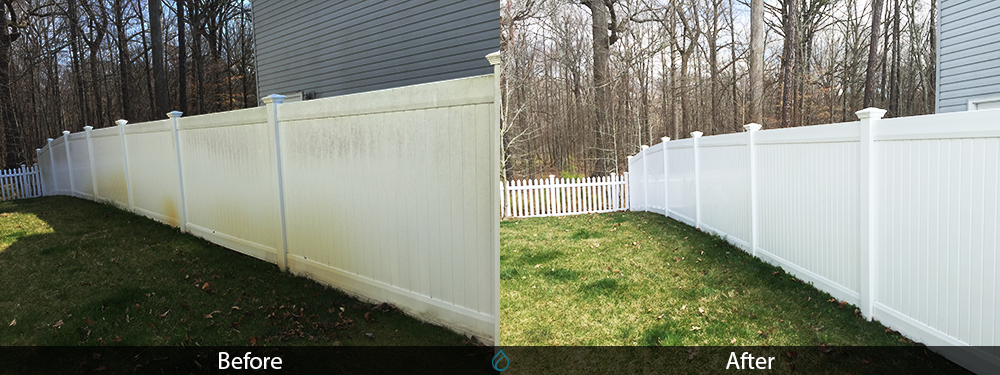 Rust & Hard Water Stain Removal